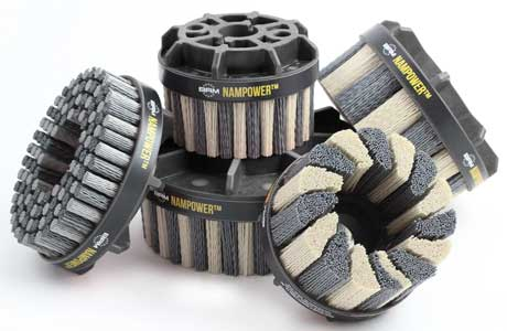 Abrasive Brushes Abrasive Nylon Brushes Nampower Brushes