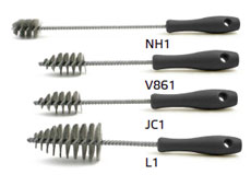 INJECTOR BRUSHES
