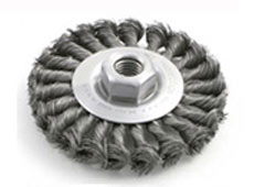 KNOTTED WHEEL-STANDARD TWIST