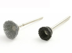 Miniature Cup Brushes