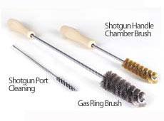 Shotgun Cleaning Brushes